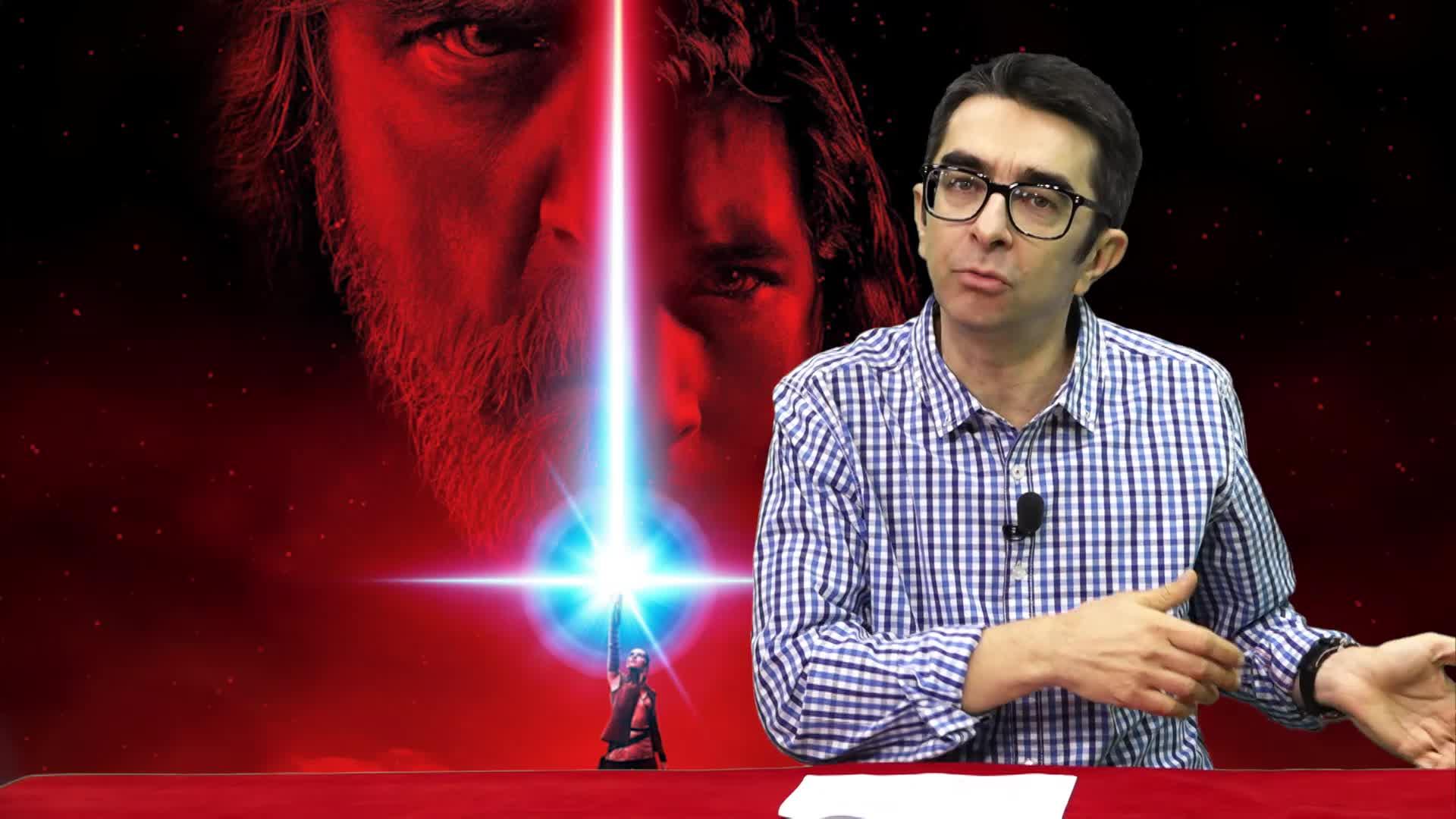 Găinuşă şi Ultimii Jedi