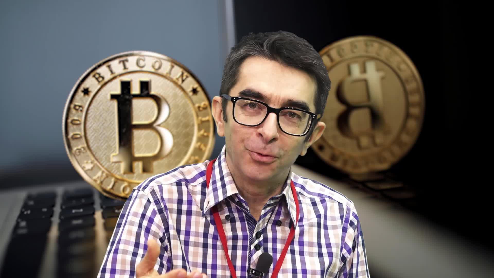 Găinuşă şi Bitcoin