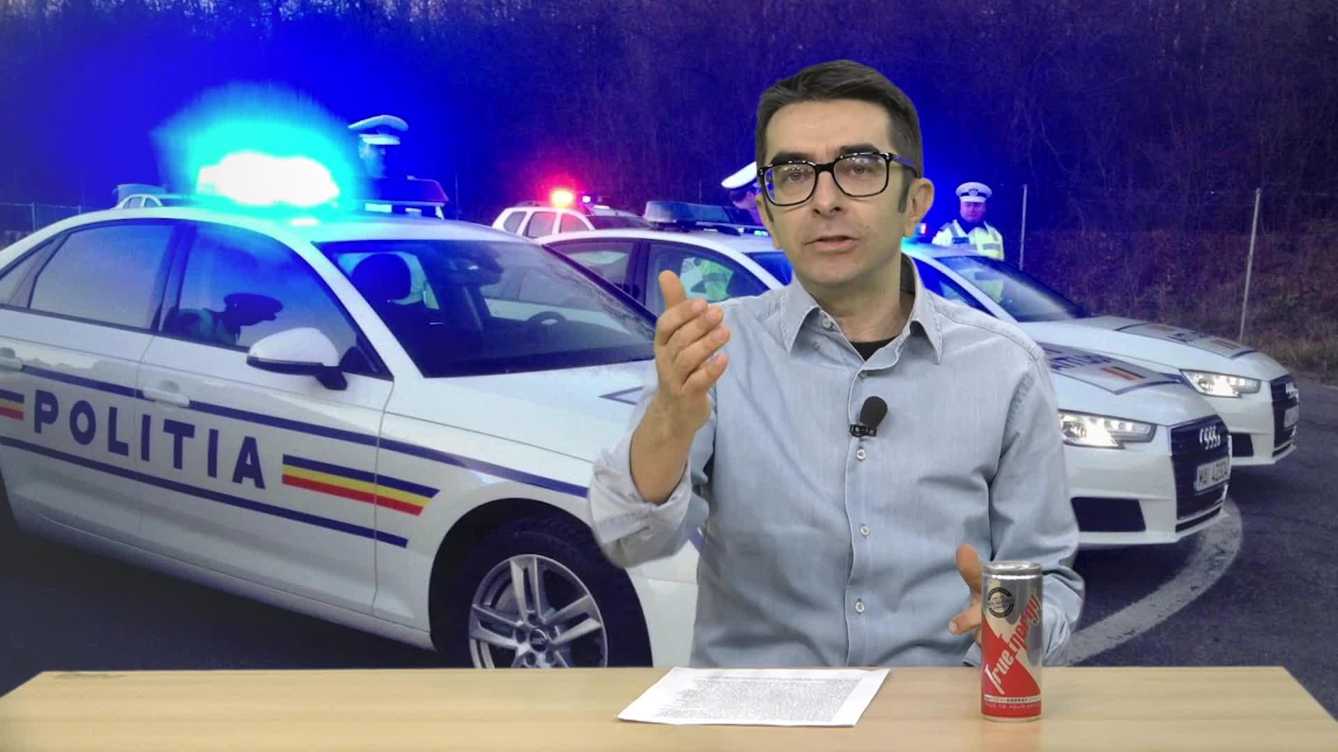 Găinuşă şi poliţiştii