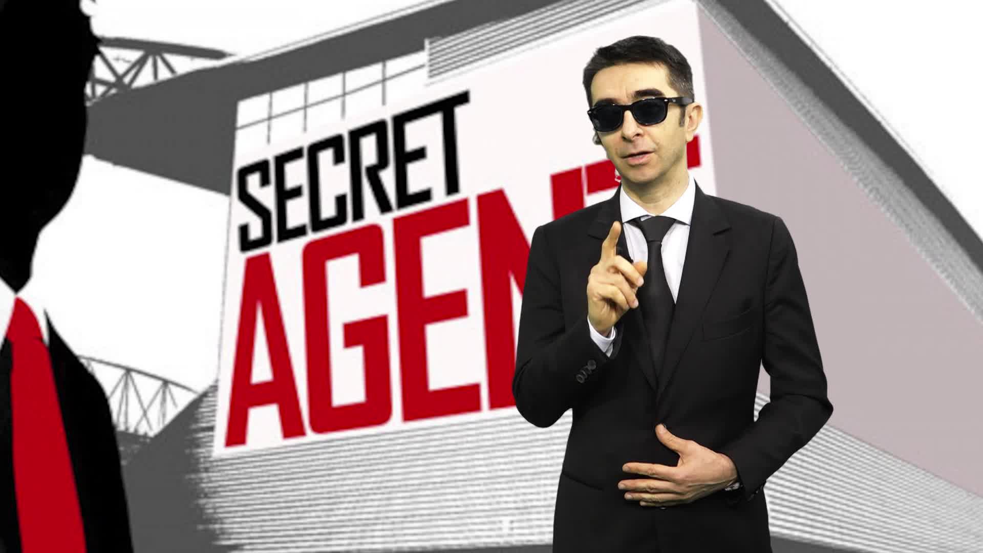 Găinuşă, agent secret