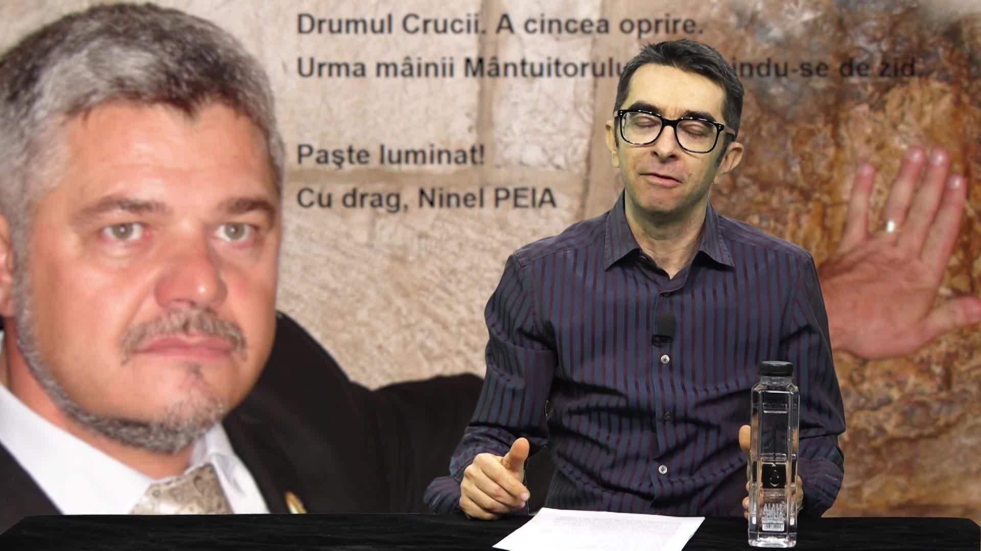 Găinuşă şi Ninel Peia