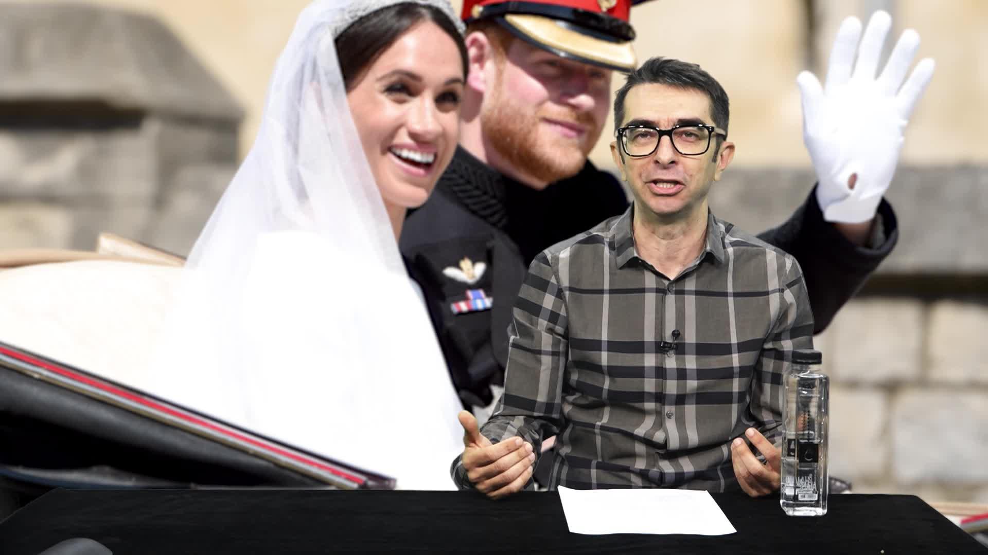 Găinuşă şi Nunta regală 2018
