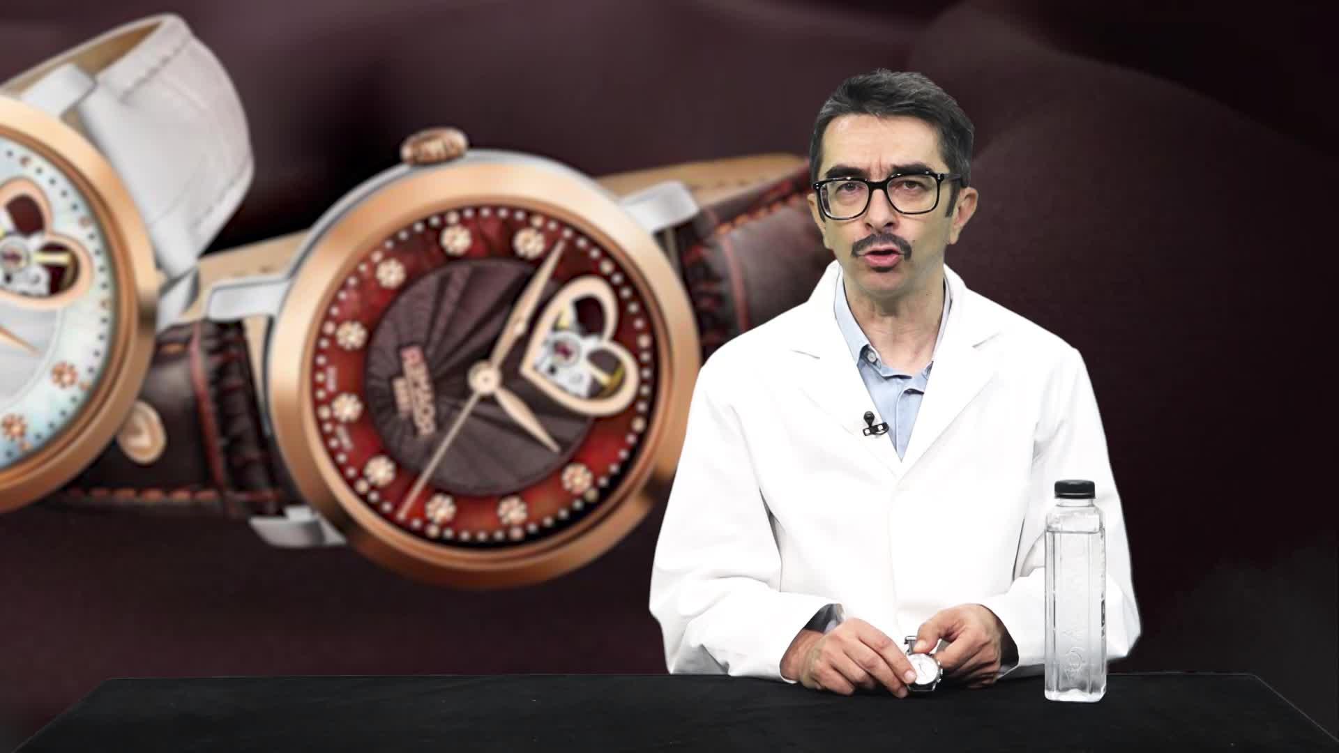 Găinuşă - Fabrica de ceasuri
