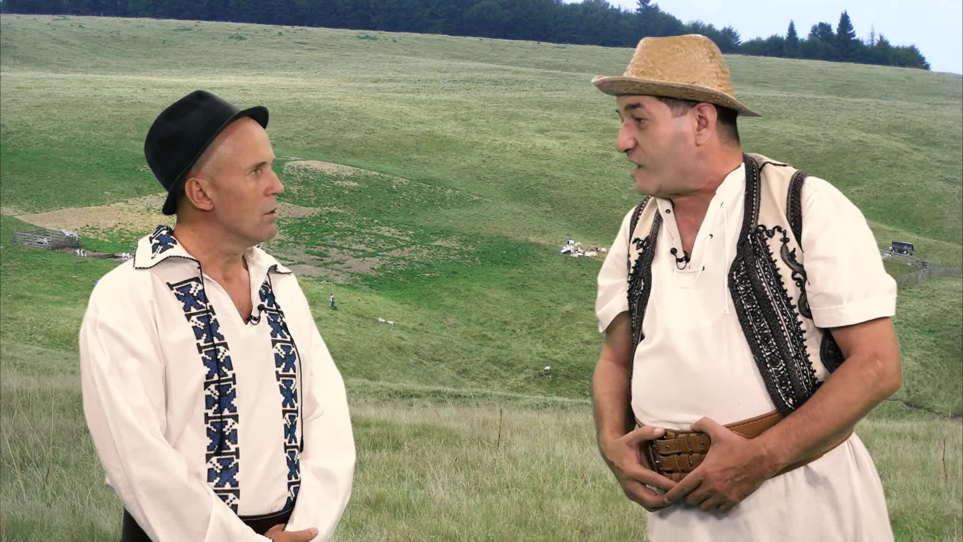 Ciobanii şi Ştefan Bănică jr.