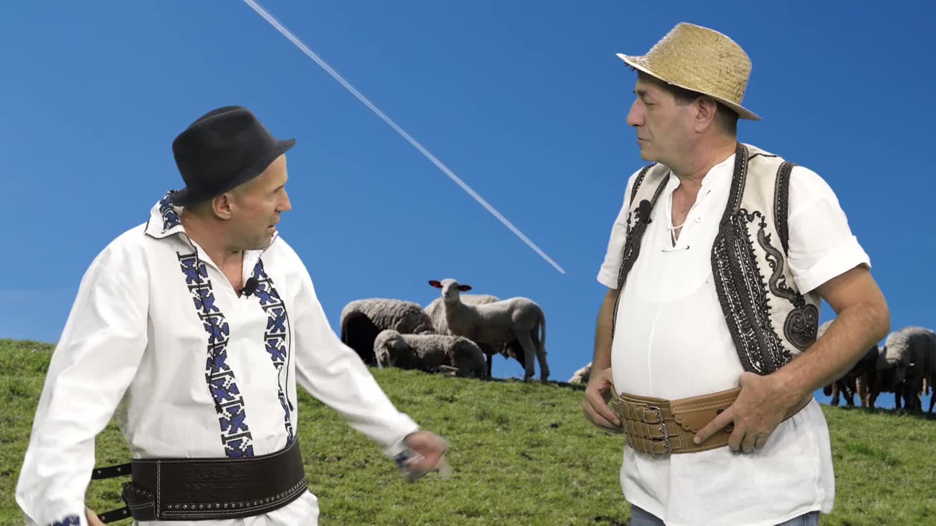 Ciobanii - Aparat de muls