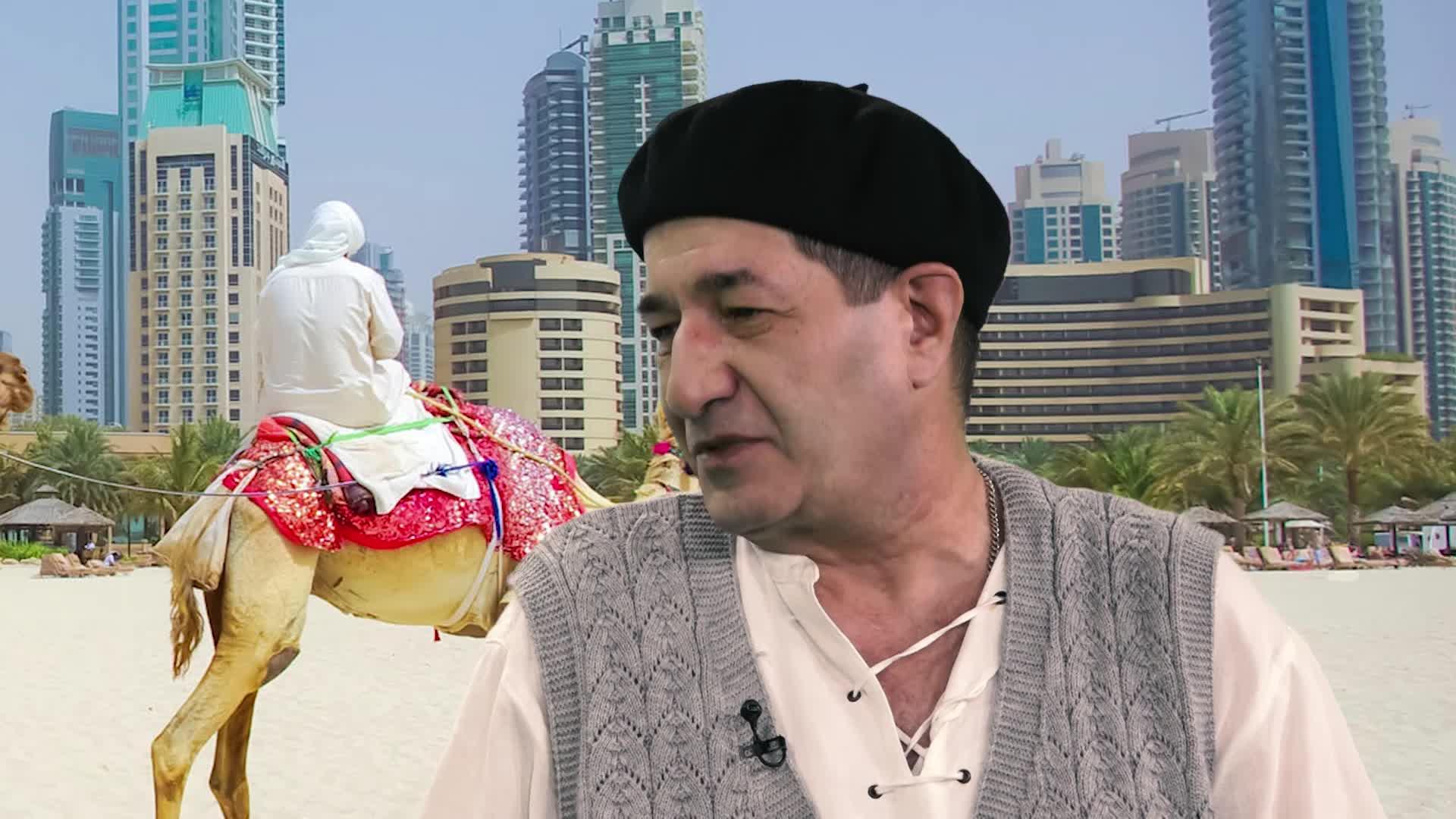 Leana şi Costel - Dubai