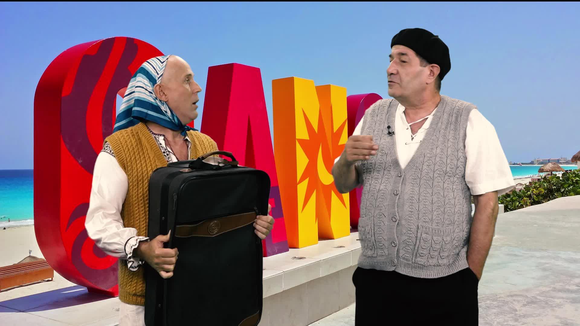 Leana şi Costel - Mexic