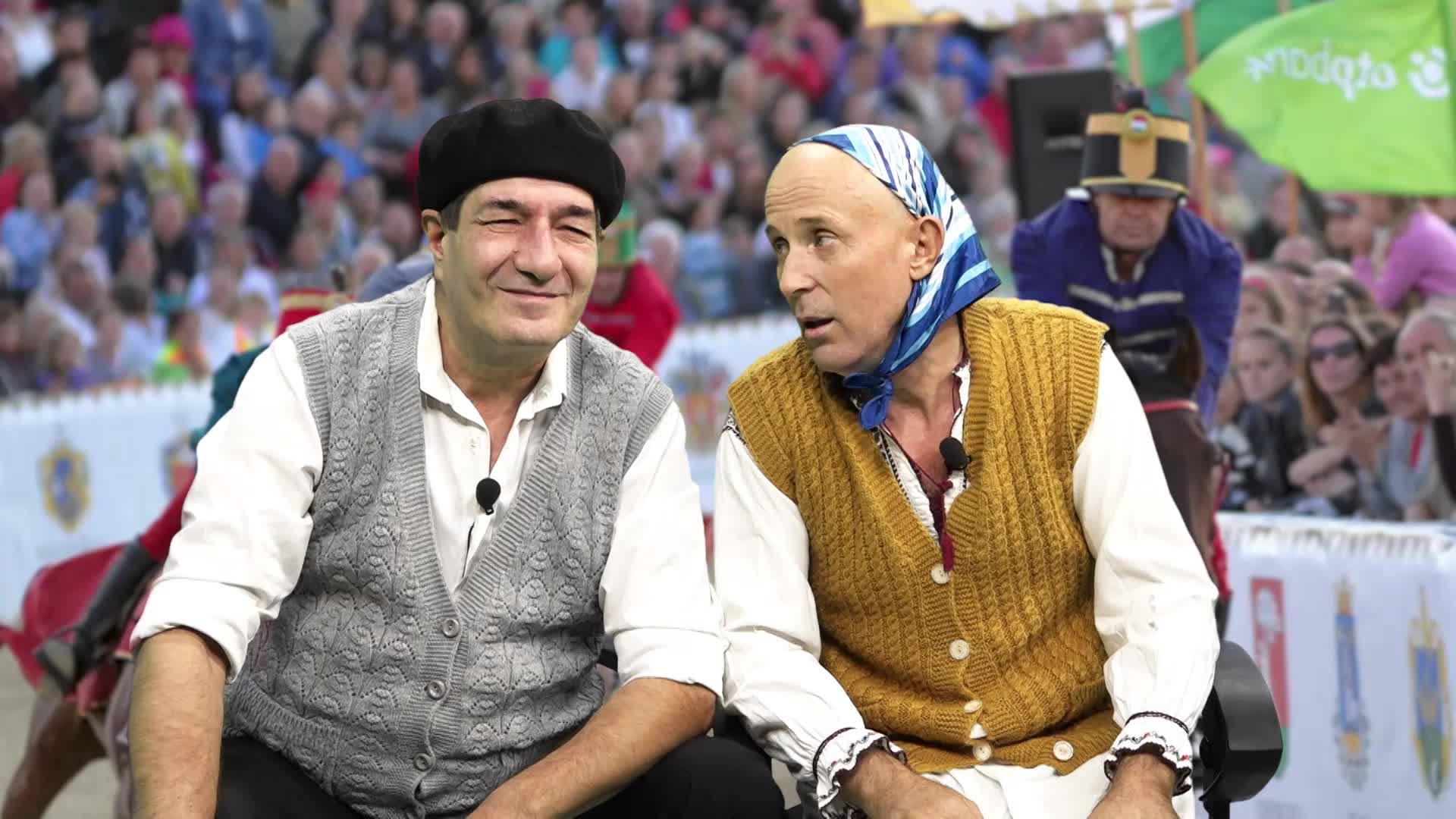 Leana şi Costel - Călărie