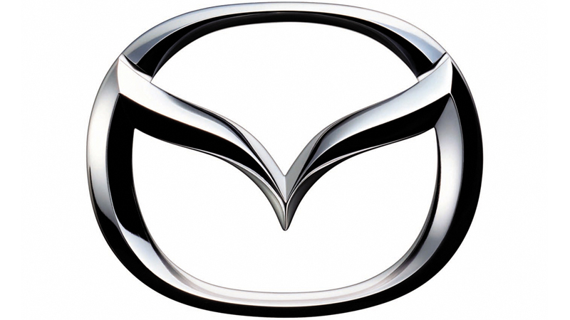 mazda logo wallpaper. Cei de Mazda au demarat un