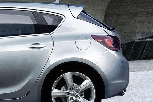 opel astra 2000 interior. 2010 Opel Astra - CarSpyShots