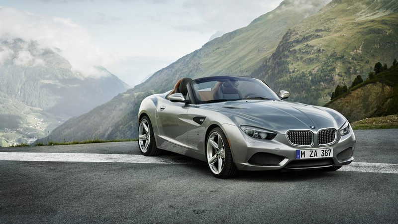 BMW Zagato Roadster Concept. FOTOGALERIE