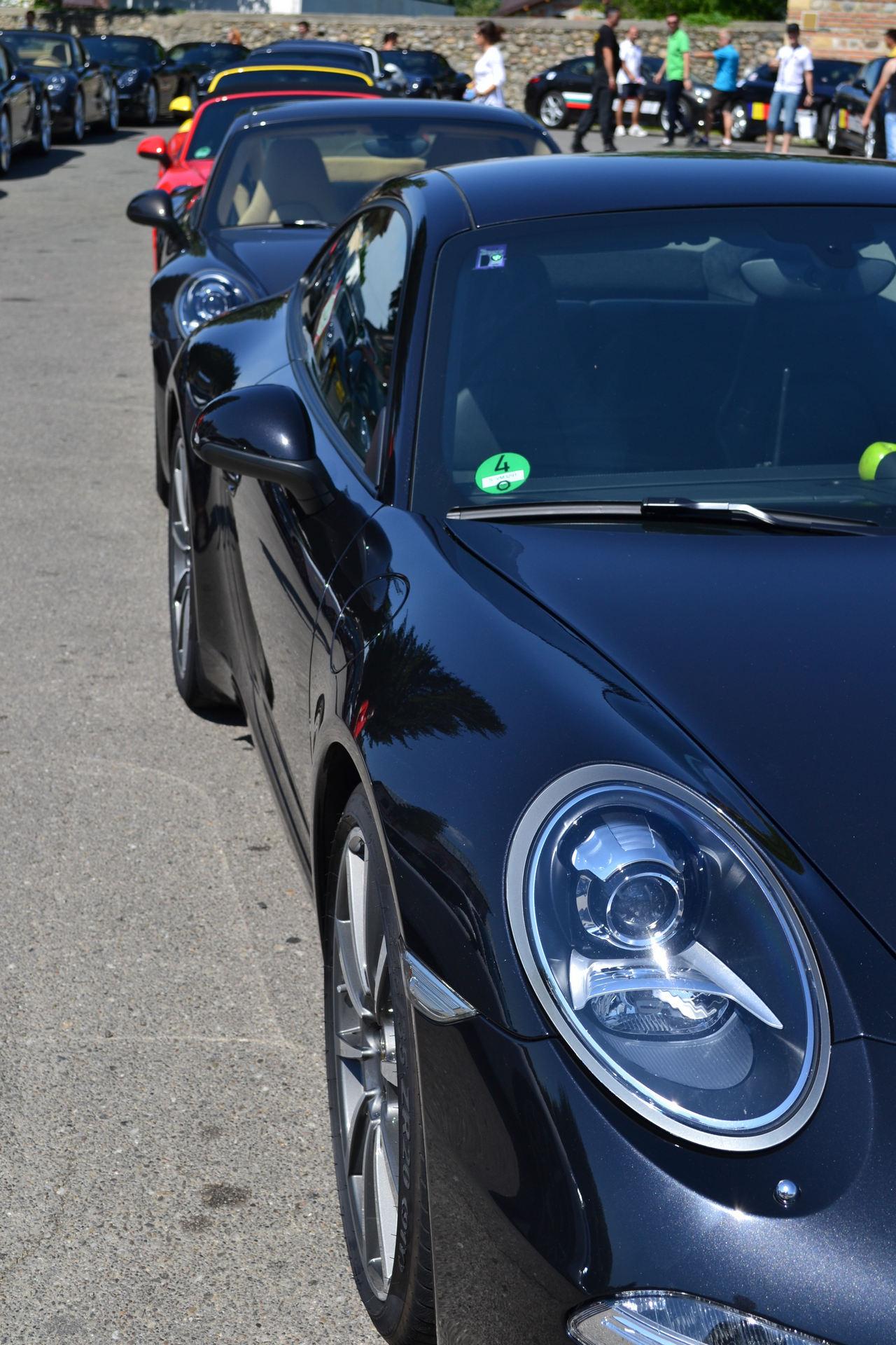 Catharsis pe Transfăgărăşan. Ziua 4 de Porsche Performance Drive