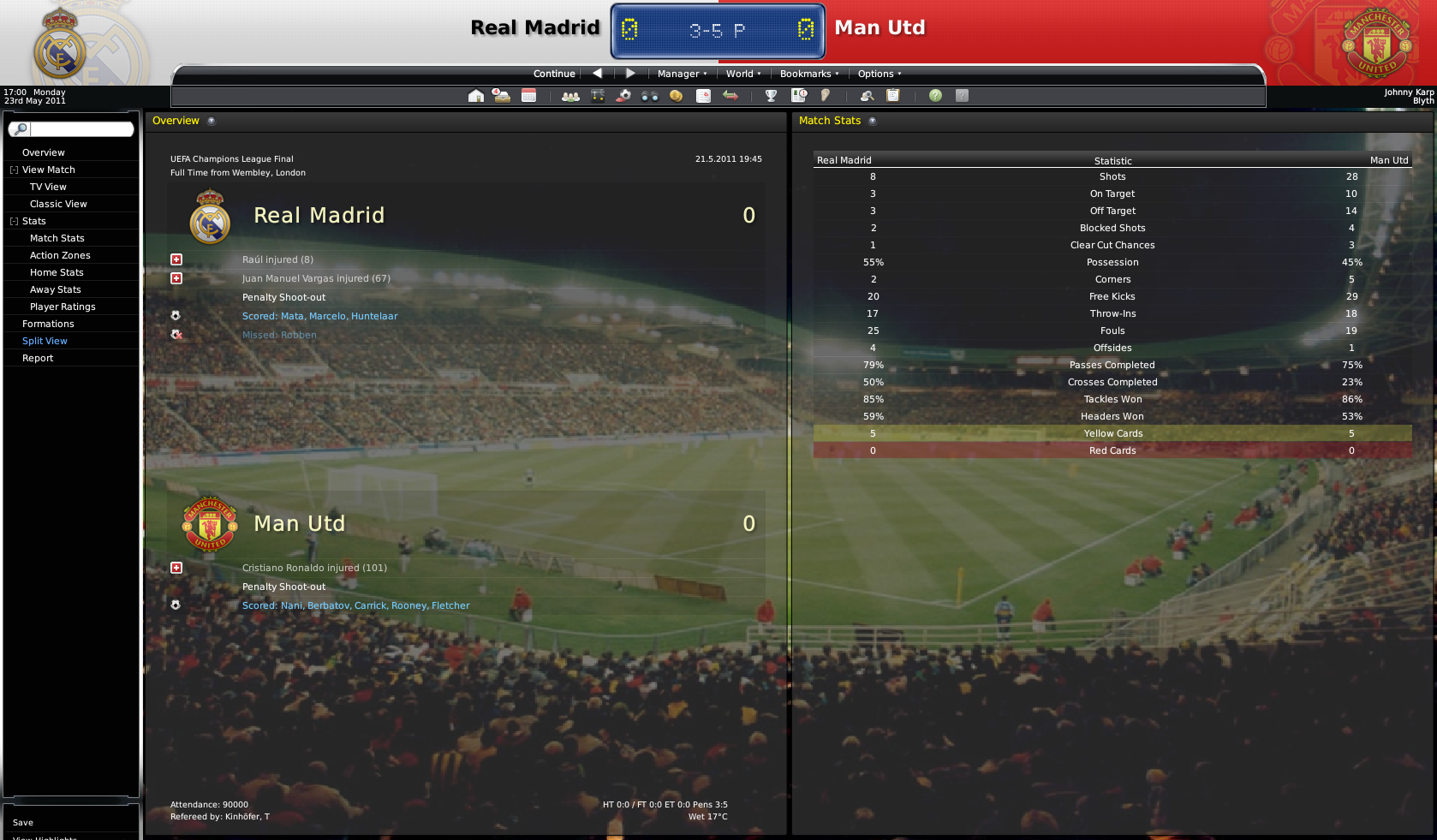 Descarcă jocul Football Manager 2011