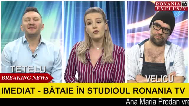 RONANIA TV - BREAKING NEWS