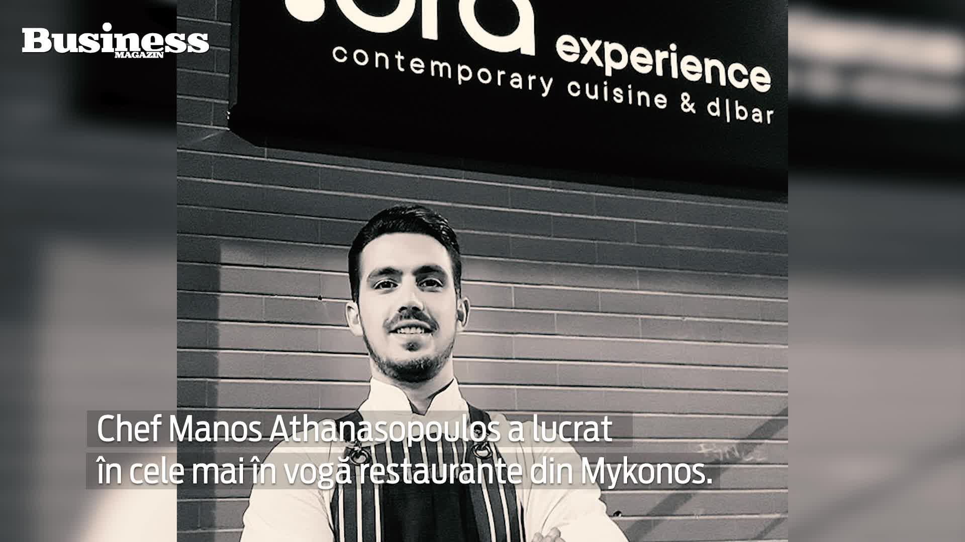 Un restaurant dedicat iubitorilor de artă -  VIDEO